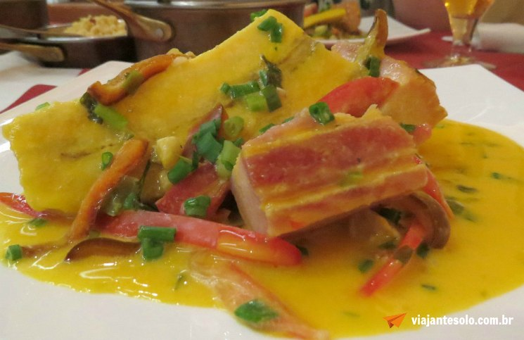 Restaurante Banzeiro Moqueca Banzeiro | Viajante Solo