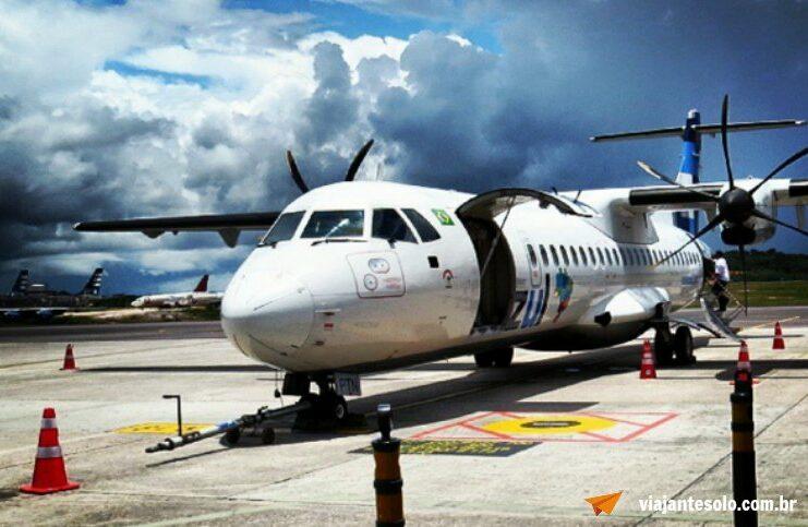 De Manaus a Parintins voando com o turbo hélice da Azul | Viajante Solo