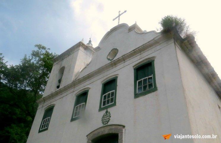 Ilha Grande Igreja Santana | Viajante Solo