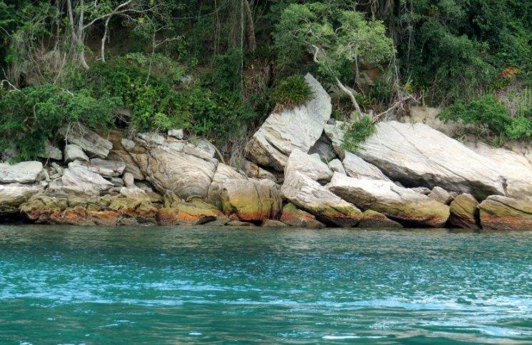 Ilha Grande Lagoa Azul | Viajante Solo