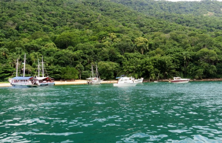 Ilha Grande Praia da Baleia | Viajante Solo
