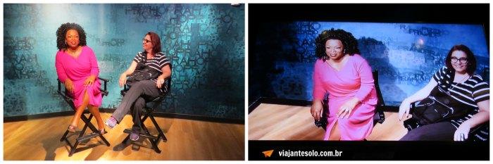 Madame Tussauds Oprah Winfrey | Viajante Solo