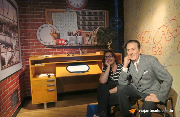 Madame Tussauds Walt Disney | Viajante Solo
