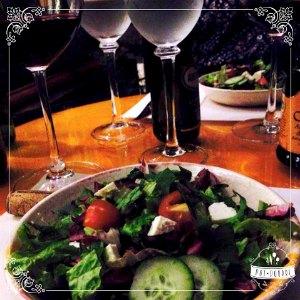 Pot. Pourri Restaurante Salada de Entrada