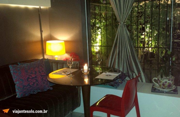 Restaurante Pot Pourri | Viajante Solo