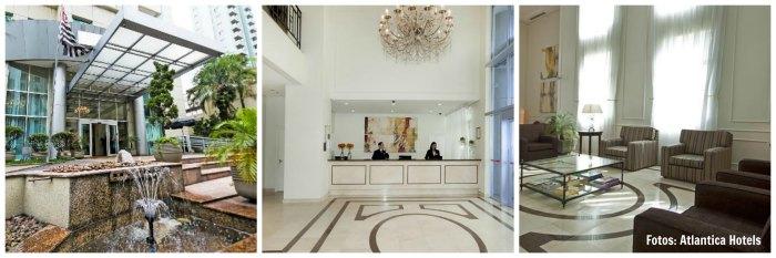 Comfort Suites Hall de Entrada | Viajante Sol