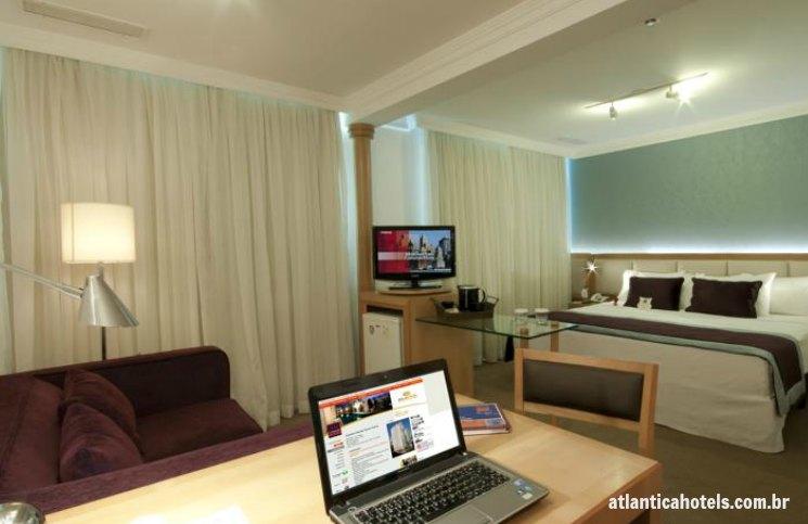 Comfort Suites Oscar Freire Casal | Viajante Solo