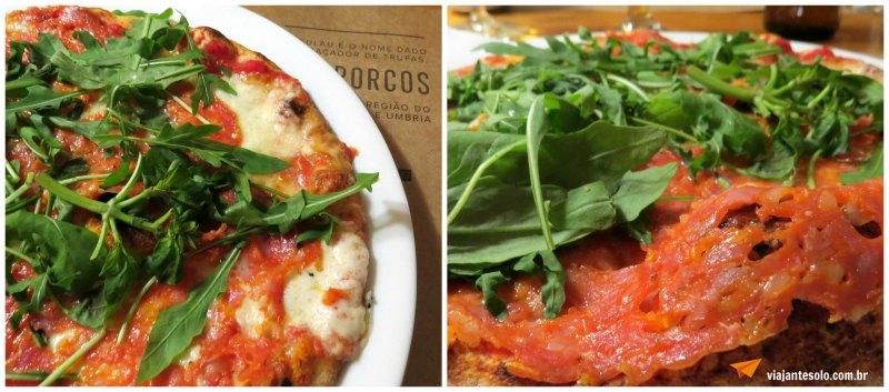 Fior di Grano Pizza Mangiafuoco | Viajante Solo