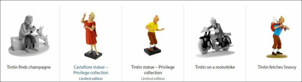 Boutique Tintin Bruxelas | Viajante Solo