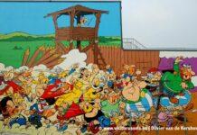 Conhecendo Bruxelas em murais de desenho animado | Viajante Solo