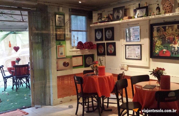 Dometila Café Ambiente | Viajante Solo