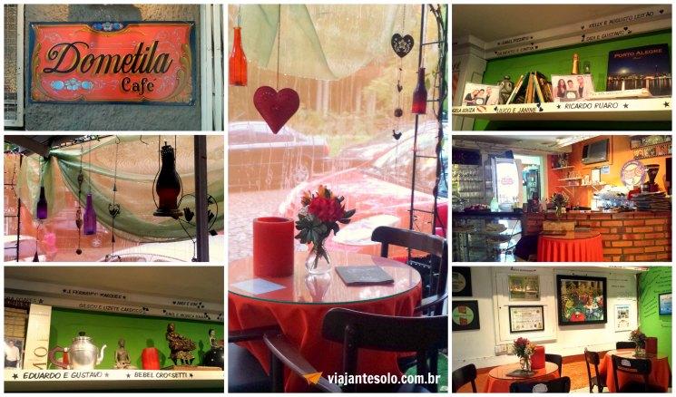 Dometila Café Decoração | Viajante Solo