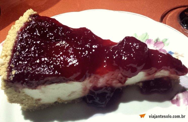 Dometila Cafe Cheese Cake | Viajante Solo