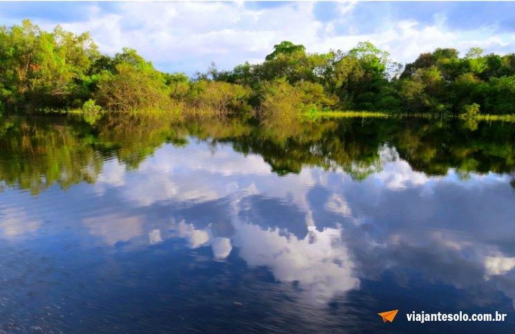 Cruzeiro Rio Negro Tres Bocas