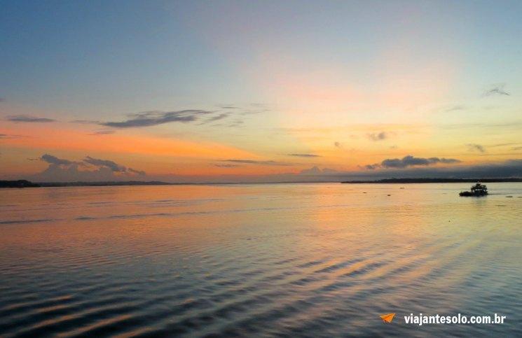 Cruzeiro pelo Nacer do Sol | Viajante Solo