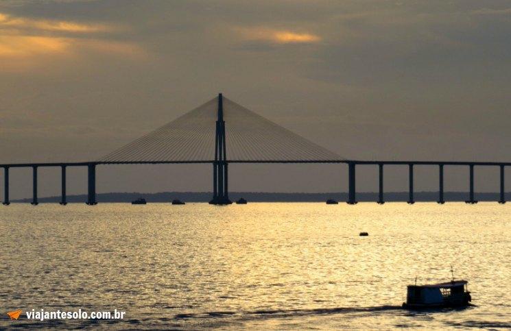 Cruzeiro pelo Rio Negro Por do Sol | Viajante Solo