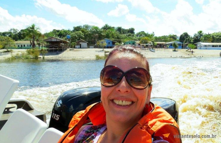 Denise Tonin Comunidade Tres Unidos | Viajante Solo
