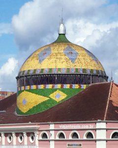 Go Inn Cupula Teatro Amazonas | Viajante Solo