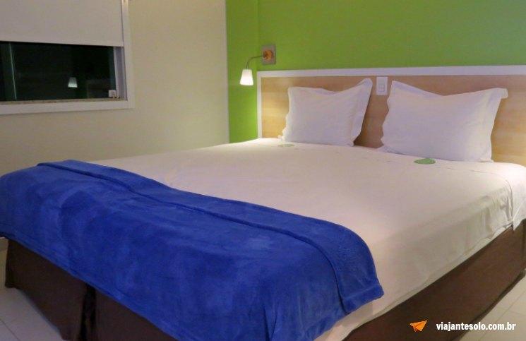 Go Inn Hotel no Centro de Manaus | Viajante Solo