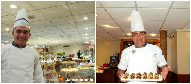 Iberostar Chef e SubChef Rest Kuarup | Viajante Solo