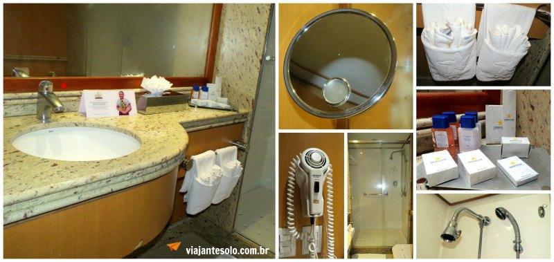 Iberostar Grand Amazon Banheiro | Viajante Solo