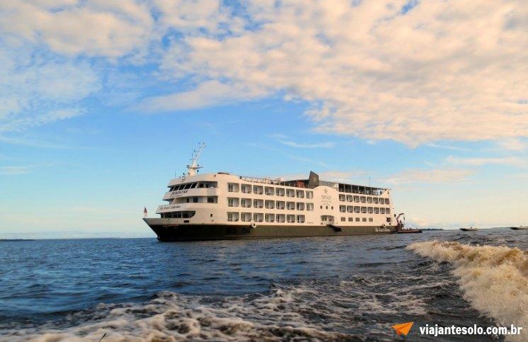 Iberostar Grand Amazon: Cruzeiro pelo Rio Solimões | Viajante Solo