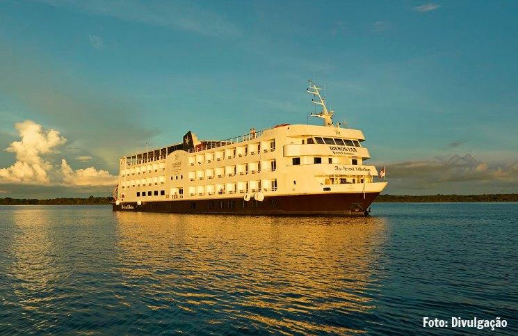 Iberostar Grand Amazon Cruzeiro pelo Rio Negro | Viajante Solo