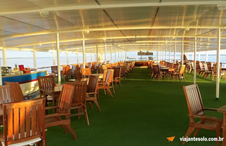 Iberostar Grand Amazon Deck | Viajante Solo
