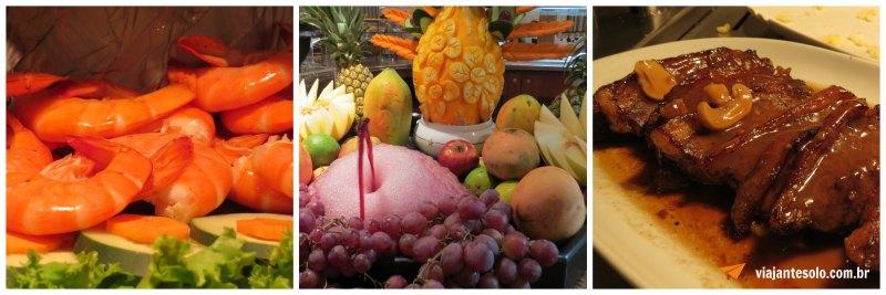 Iberostar Grand Amazon Gastronomia | Viajante Solo