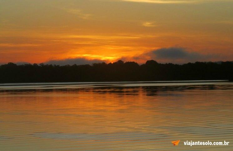 Iberostar Grand Amazon Nascer do Sol da Varanda   Viajante Solo