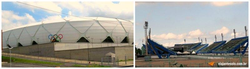 Manaus Arena e Sambódromo | Viajante Solo