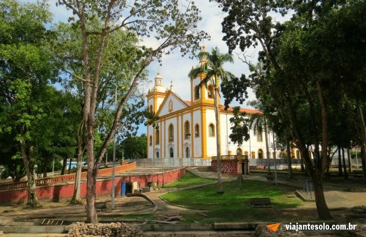 Manaus Catedral Metropolitana | Viajante Solo