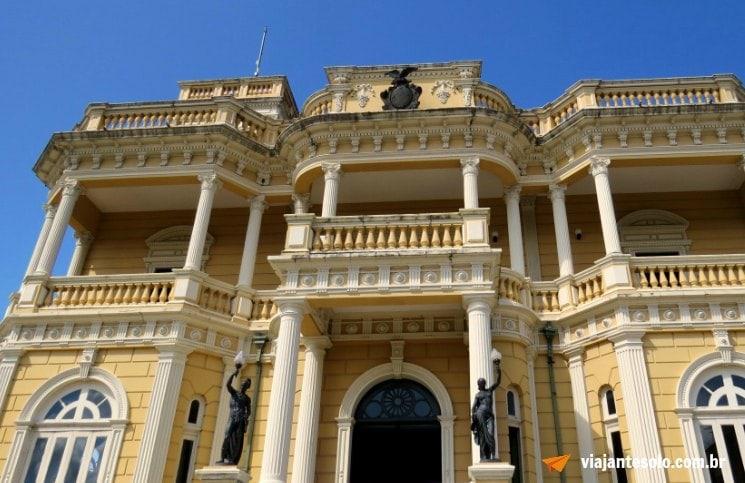Manaus Palácio Rio Negro | Viajante Solo