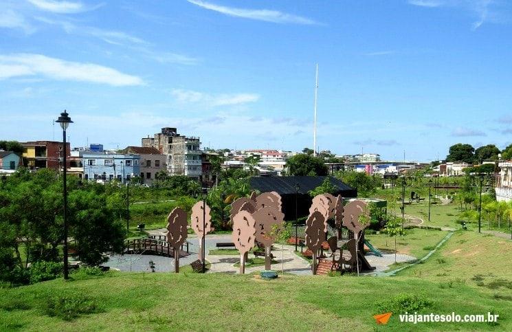 Manaus Parque Jefferson Peres | Viajante Solo