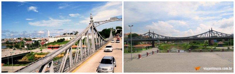 Manaus Ponte Benjamin Constant | Viajante Sollo