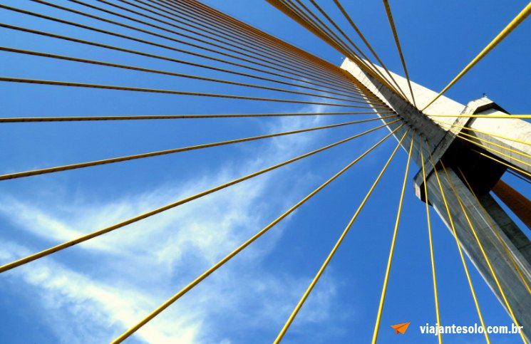 Manaus Ponte Rio Negro | Viajante Solo