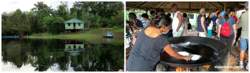 Rio Negro Casa de Caboclo | Viajante Solo