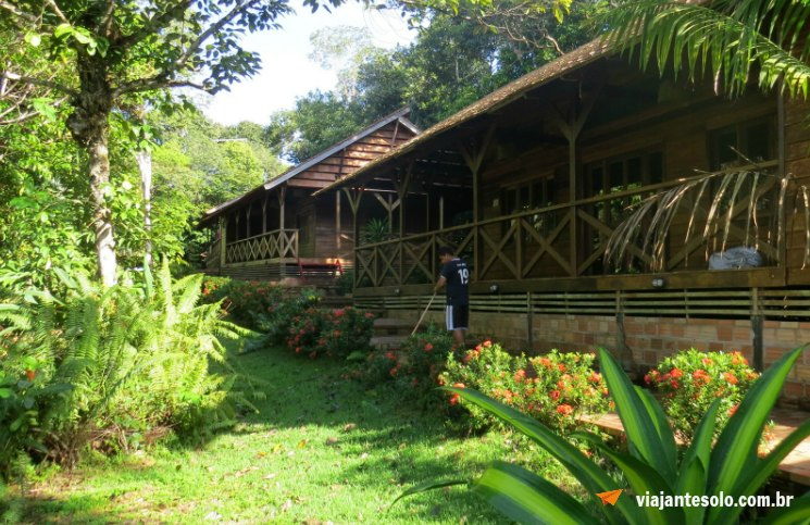 Rio Negro Comunidade 3 Unidos | Viajante Solo
