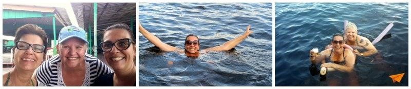 Flutuante Abaré Banho de Rio | Viajante Solo