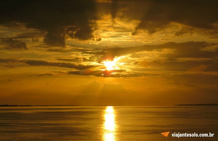 Iberostar Nascer do Sol DEck | Viajante Solo