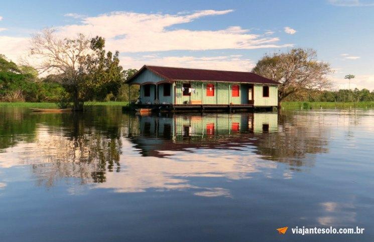 passeio pela regi o do lago janauari viajante solo