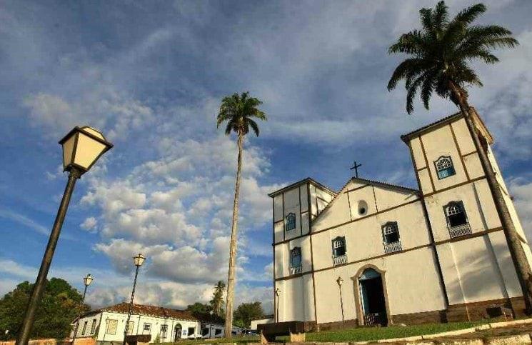 Pontos Turísticos em Goiás: Pirenopolis