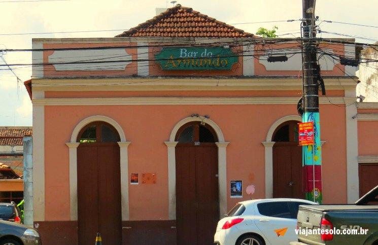Roteiro Manaus Bar do Armando | Viajante Solo