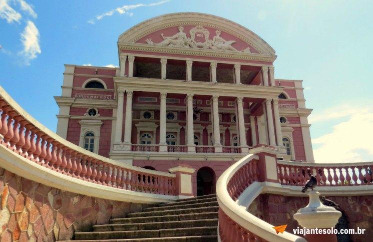 Roteiro Manaus Tambaqui de Banda | Viajante Solo