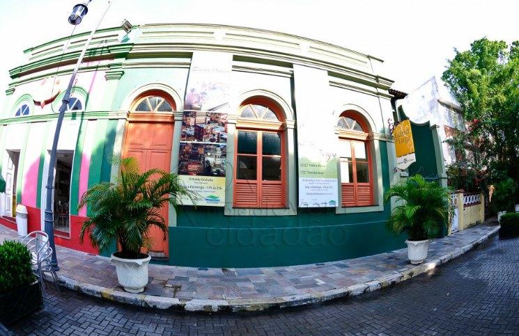 Roteiro Manaus Galeria do Largo | Viajante Solo