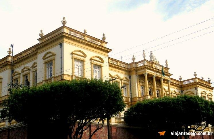 Roteiro Manaus Palácio da Justiça | Viajante Solo