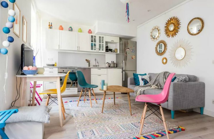 airbnb apartamento em Paris