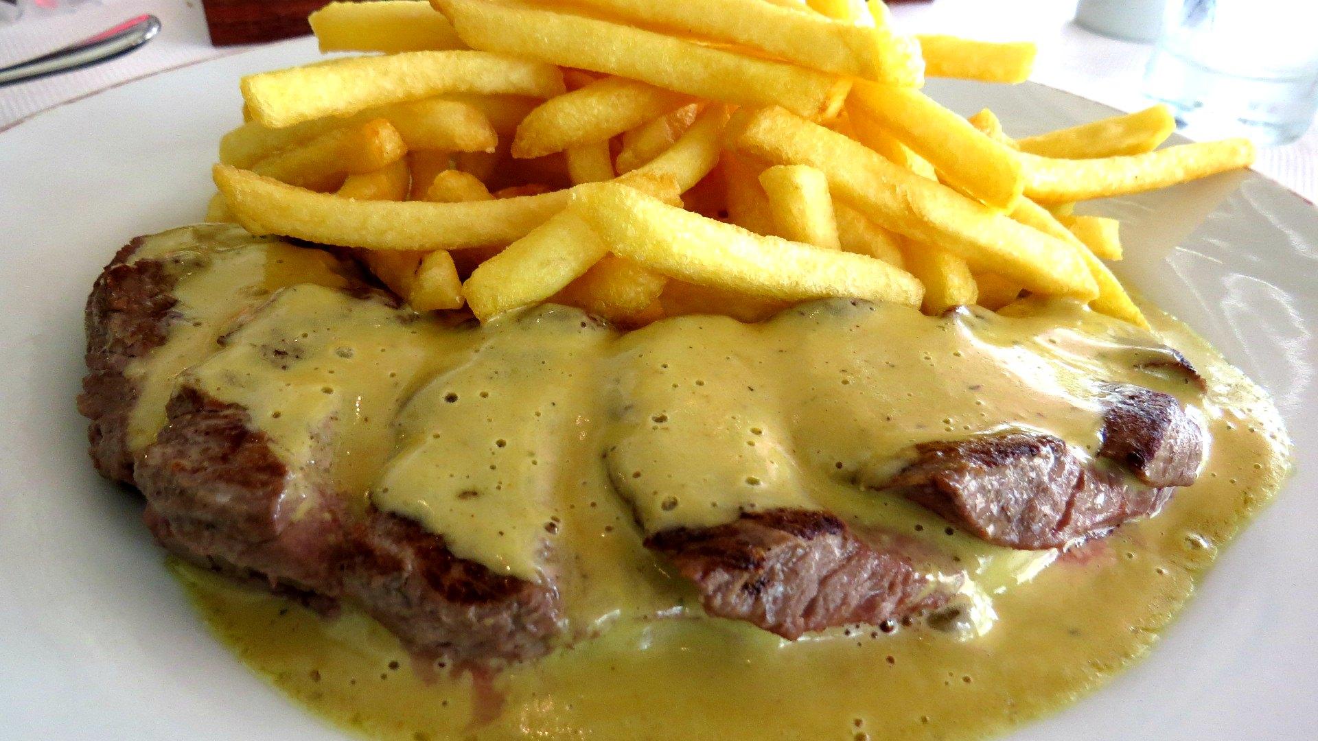 Restaurant L Entrec Ef Bf Bdte Saint Jean De Soudain