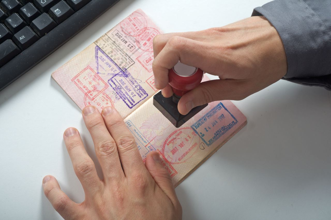 Como se comportar na Imigração