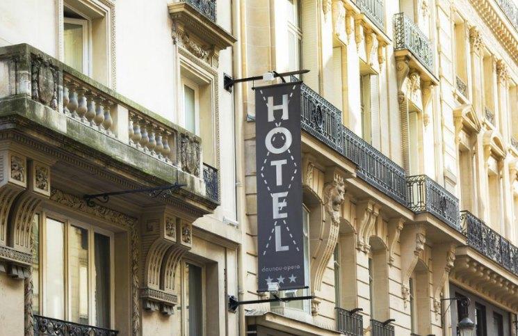 Daunou Opera Hotel Paris